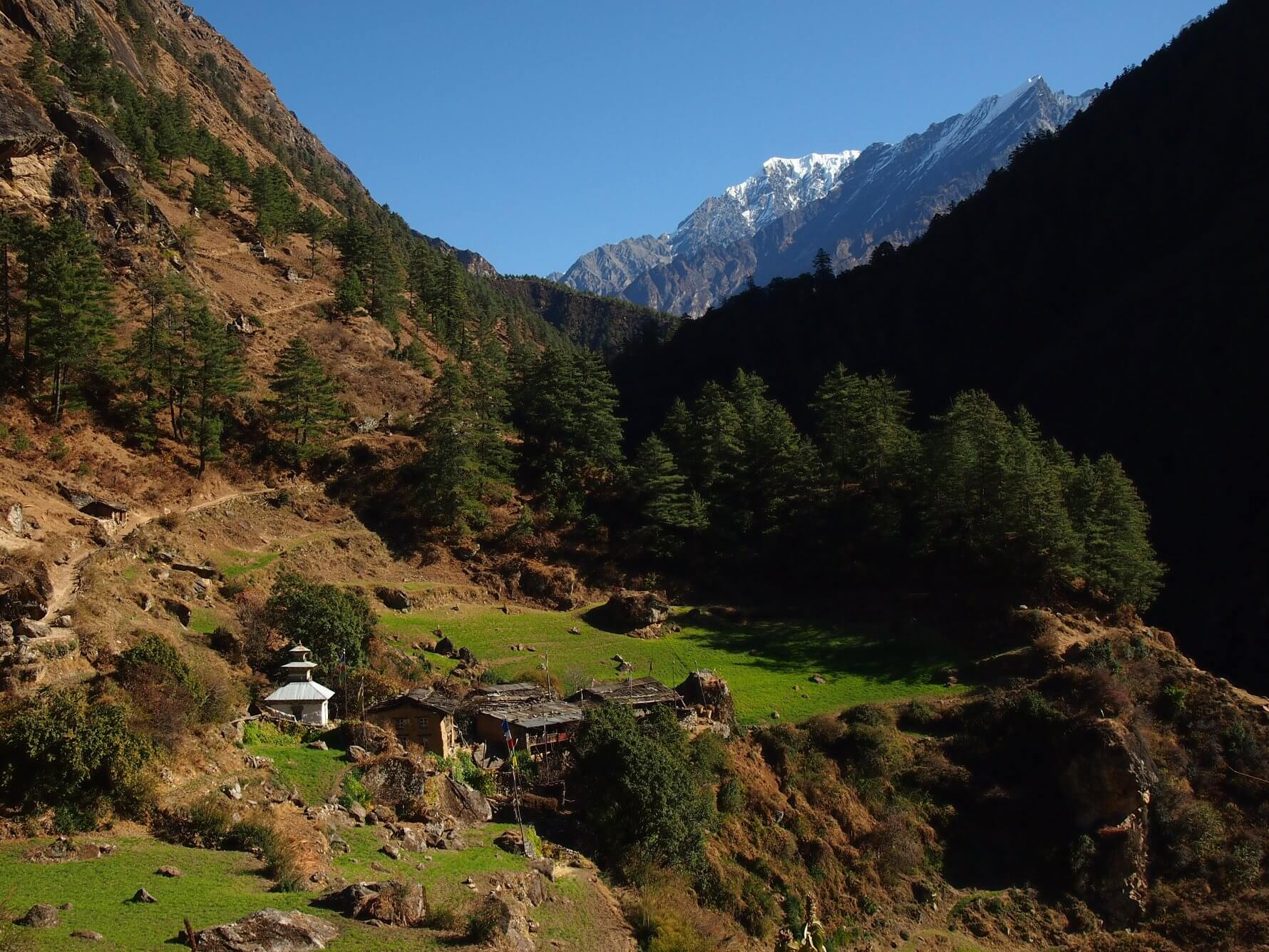 Tsum Valley and Manaslu Circuit