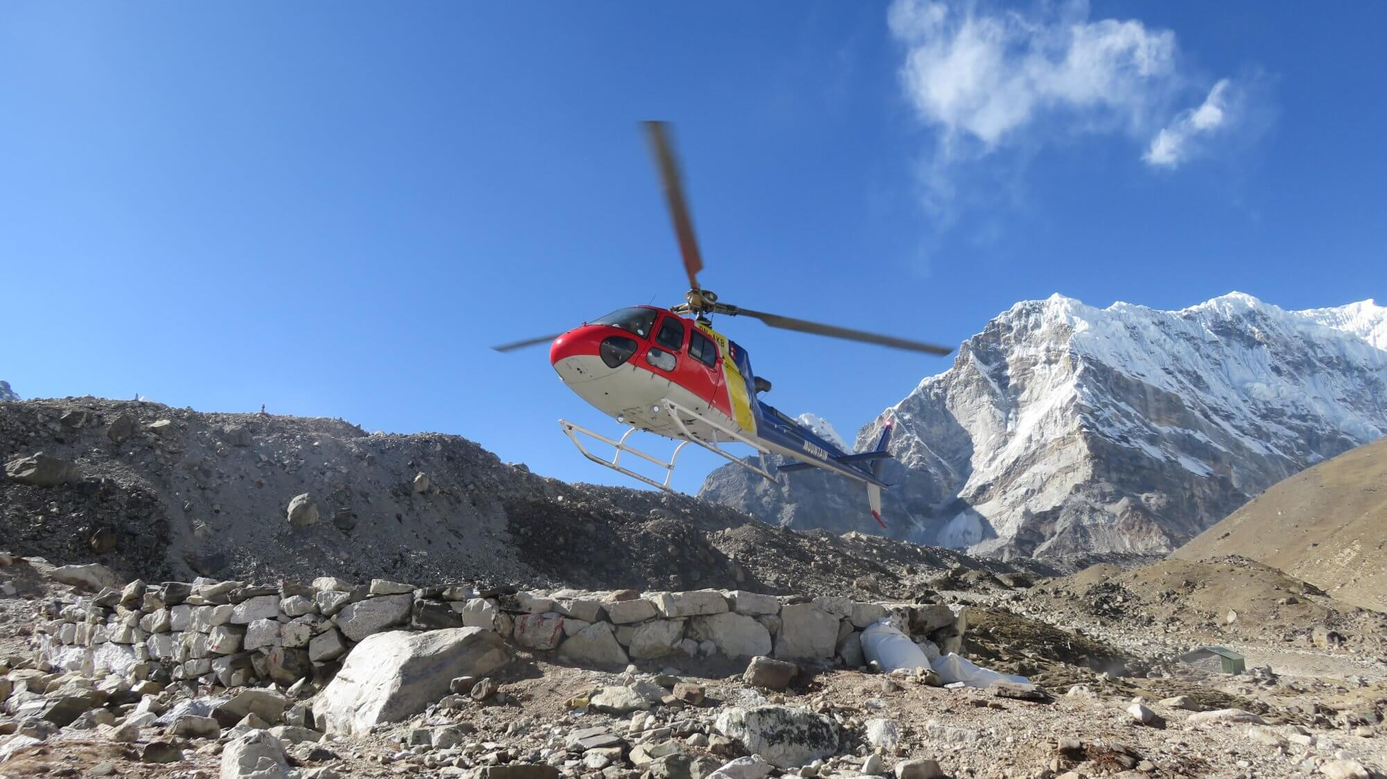 Everest Base Camp Day Tours